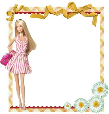 10 Hermosas carátulas para cuadernos de Barbie (11)