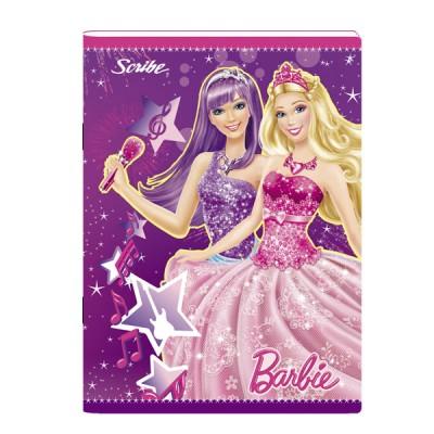 10 Hermosas carátulas para cuadernos de Barbie (7)