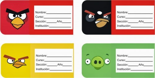 12 Divertidas carátulas para cuadernos de Angry Birds (7)