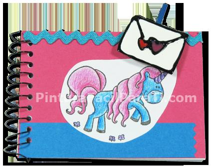 12 Hermosas catátulas para cuadernos en tonos rosas (1)