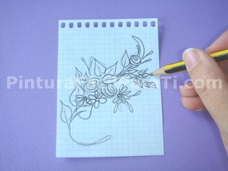 12 Hermosas catátulas para cuadernos en tonos rosas (3)