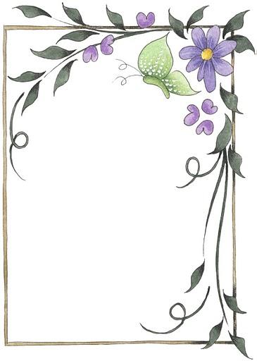 12 Hermosas Catátulas Para Cuadernos En Tonos Rosas
