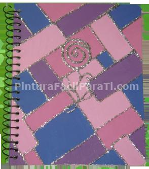 11 Hermosas y creativas carátulas para cuadernos  (1)