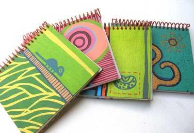 11 Hermosas y creativas carátulas para cuadernos  (10)