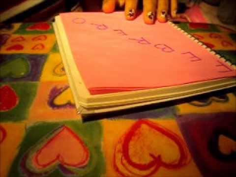 11 Hermosas y creativas carátulas para cuadernos  (4)