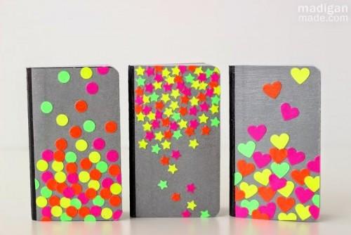 11 Hermosas y creativas carátulas para cuadernos  (6)