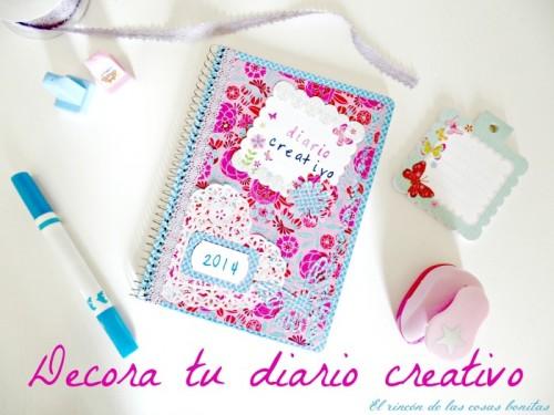 11 Hermosas y creativas carátulas para cuadernos  (8)