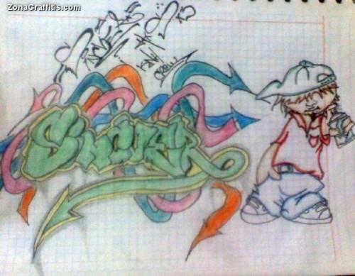 11 Carátulas para cuadernos con graffitis (12)