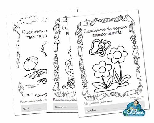 9 Bonitas carátulas para cuadernos de lenguaje (3)