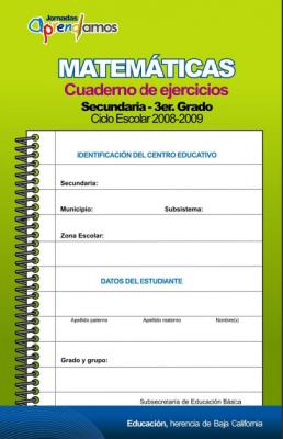 9 Carátulas para cuadernos de geometría (2)