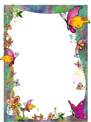 10 Carátulas para cuadernos en pergaminos (6)