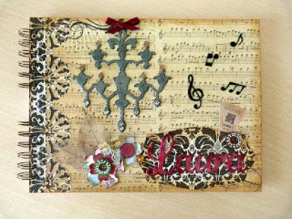 9 Ideas bonitas para realizar carátulas para cuadernos a mano (1)