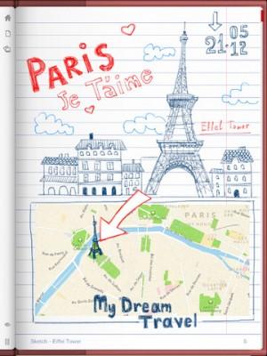 9 Ideas bonitas para realizar carátulas para cuadernos a mano (10)