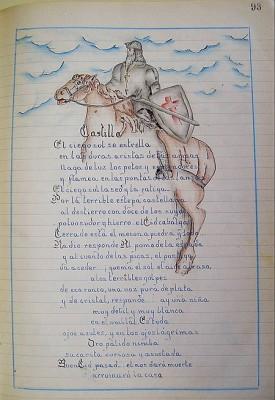 9 Ideas bonitas para realizar carátulas para cuadernos a mano (4)