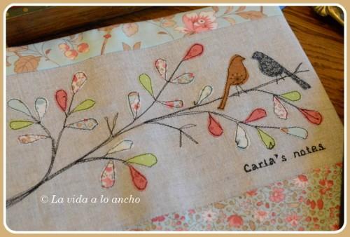9 Ideas bonitas para realizar carátulas para cuadernos a mano (8)