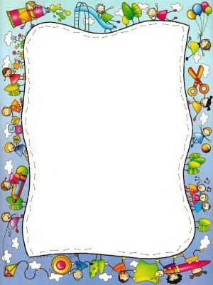 Caratulas para Cuadernos de Niños (6)