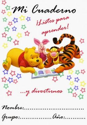 Caratulas para Cuadernos de Niños (8)
