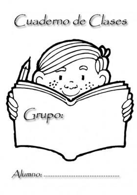 Caratulas para Cuadernos de Primaria (3)
