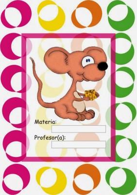 Caratulas para Cuadernos Escolares (4)