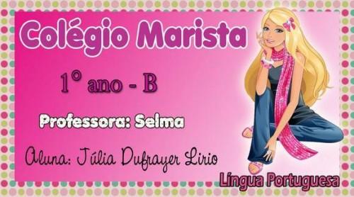 Caratulas de Barbie para Cuadernos (7)
