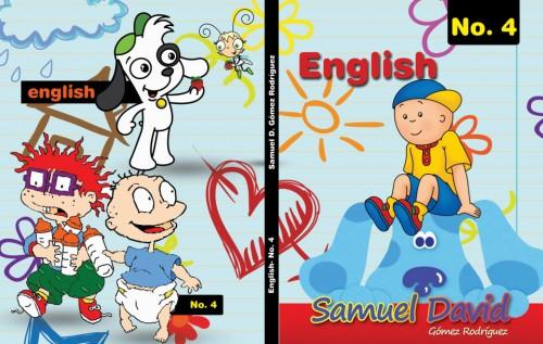 Caratulas para Cuadernos de Inglés (1)