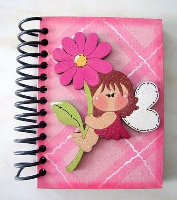 Caratulas para Cuadernos Romántico (4)