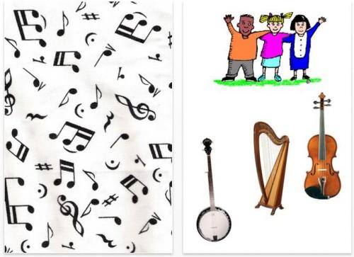 Caratulas para Cuadernos de Música (1)