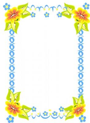 Caratulas para Cuadernos con Flores (1)