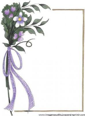 Caratulas para Cuadernos con Flores (10)