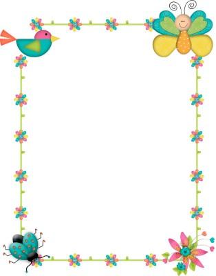 Caratulas para Cuadernos con Flores (17)