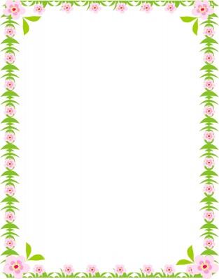 Caratulas para Cuadernos con Flores (18)