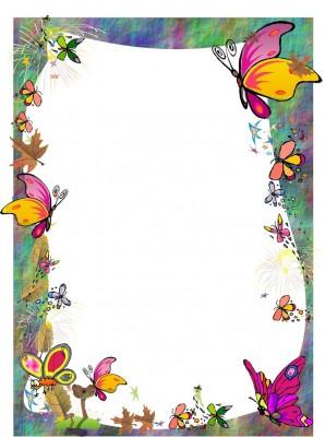 Caratulas para Cuadernos con Flores (3)