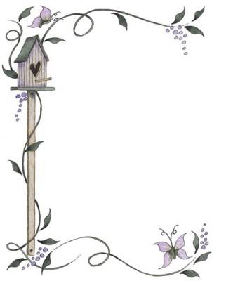 Caratulas para Cuadernos con Flores (9)