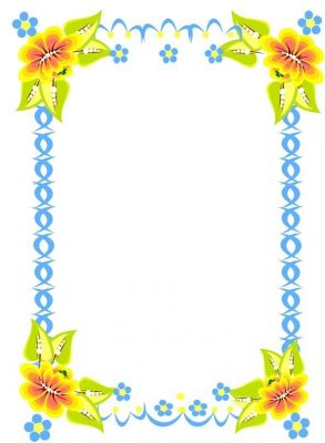 10 carátulas para cuadernos con flores (1)