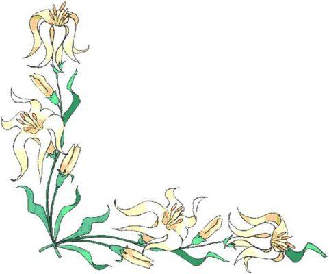 10 carátulas para cuadernos con flores (6)