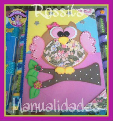 Caratulas para Cuadernos Creativas (19)