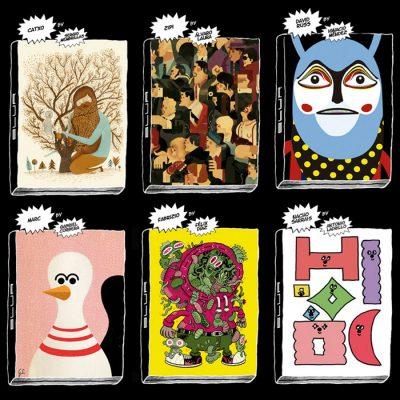 Caratulas para Cuadernos Creativas (28)