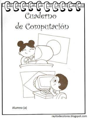 Caratulas para Cuadernos de Computación (7)