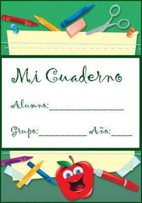 Caratulas para Cuadernos de Geografía (13)