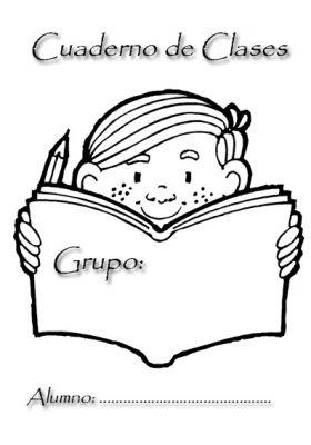 Caratulas para Cuadernos de Geografía (5)